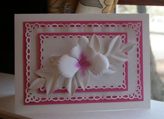 Craftynikky orchid card 6