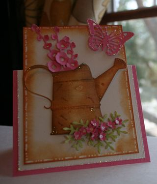 Craftynikky watercan card 1