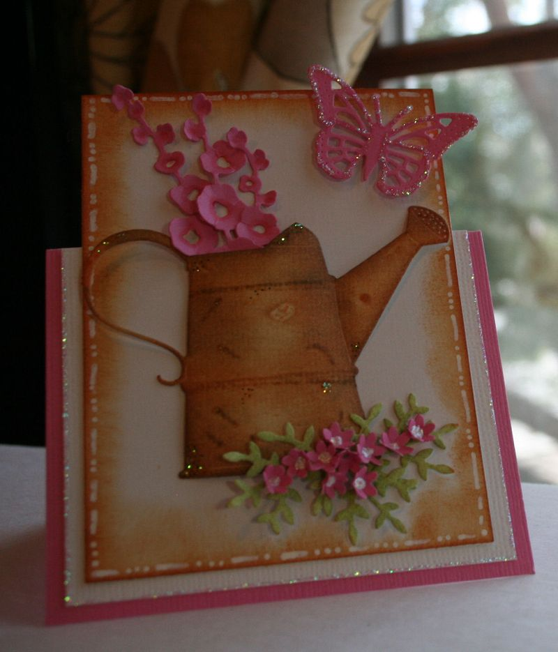 Craftynikky watercan card 3