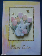 Rose_3d_bunny_in_front_of_tulips