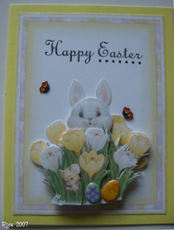 Rose_3d_easter_bunny_behind_crocus