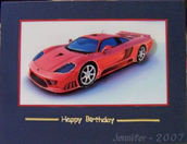 Jennifers_3d_sport_car
