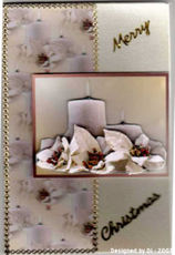 Dis_3d_candle_arrangement_card