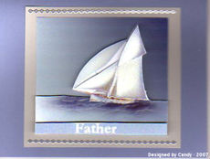 Candy_blue_boat_for_father