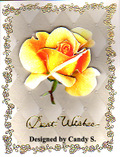 Candy_s_yellow_rose_card