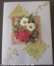 Hildegardgisela_sample_card_with_cu