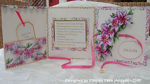 Chorley Cake Mum's card side 1