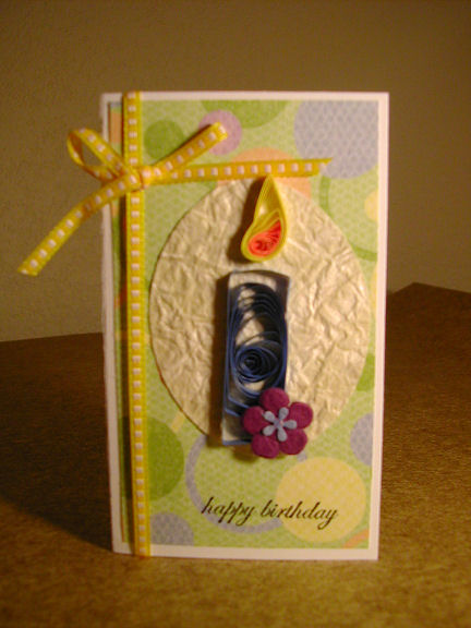 Quilling_candle